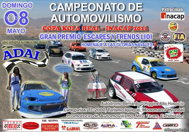videos de carreras inacap: