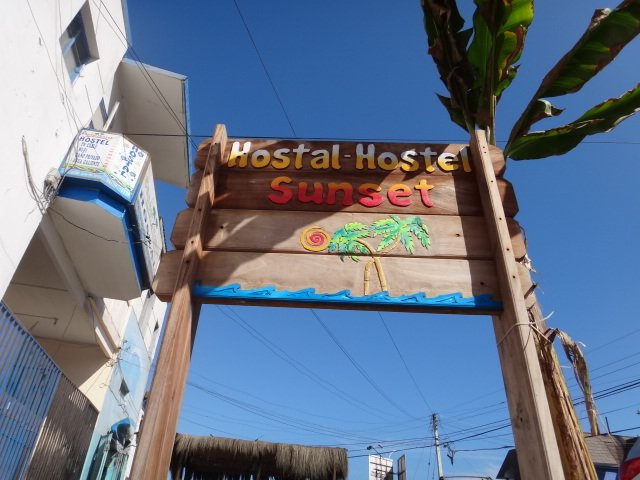 Hostal Sunset Iquique Chile