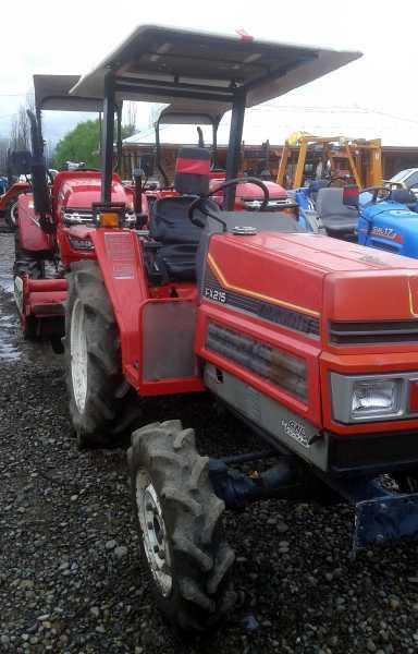 Mini Tractor Mitsubishi En Chile - The Freddy Files Five