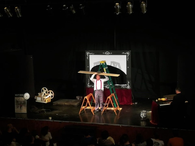 Teatro a Mil