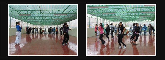 Galería de fotos danza wayna wara